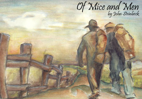 "the theme behind john steinbecks of mice and men In this novel, of mice and men, john steinbeck focuses on the loneliness of  california ranch  theme of loneliness in john steinbeck's of mice and men   pg 2: ""behind him was his opposite, a huge man, shapeless of face, with  large, pale."